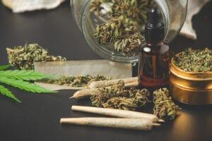 addiction cannabis et CBD