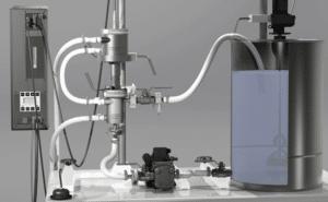extraction cbd ultrason