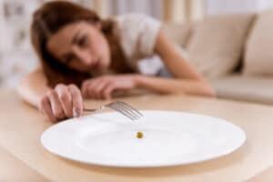 perte d'appétit CBD